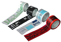 Printed Tape Examples